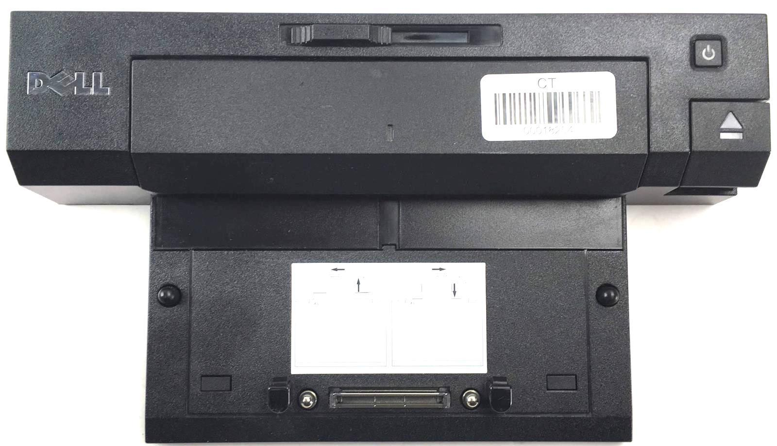 Dell Latitude E-Port Plus PR02X 3.0 Docking Station without AC Adapter