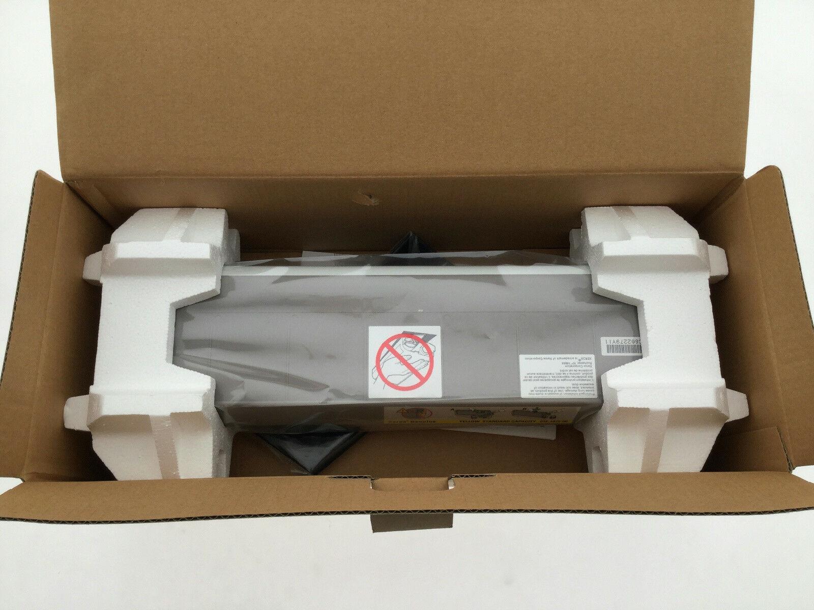 XEROX PHASER 7300 7300N 7300DN TONER CARTRIDGE SET OF 4